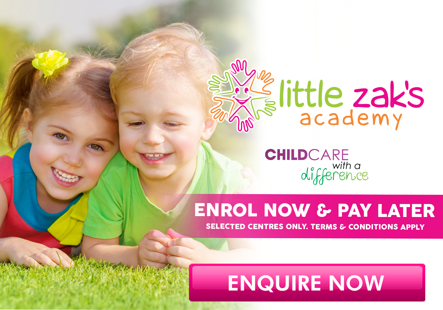 Give Your Child A Bright Future With Childcare