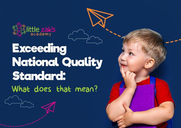 childcare exceeding NQS
