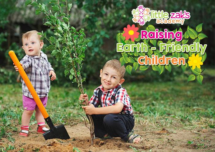 Raising Earth-Friendly Children